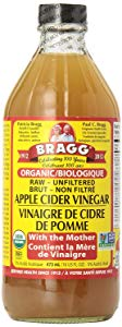 Bragg Live Food Organic Apple Cider Vinegar, 473 ml