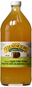 Filsinger Organic Food Apple Cider Vinegar-Apple Cider Vinegar, 945ml